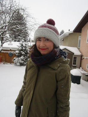 Snowy Calgary