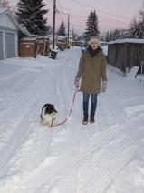 Winter Walk Calgary