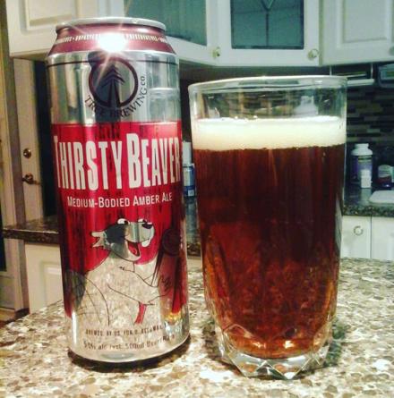 thirsty beaver