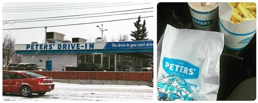 Peters' Drive In Calgary