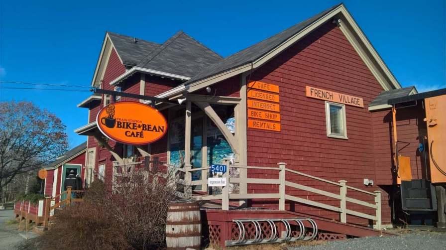 Bike and Bean Cafe
