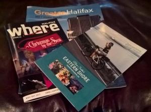 Love flicking through Travel brochures