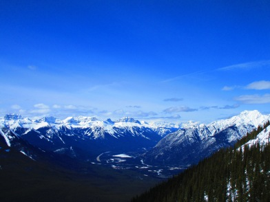 Banff Gondola (Sulphur Mountain) (24)