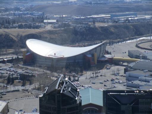 Saddledome Calgary
