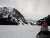 Lake Louise views