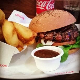 Bacoa Burger in Barcelona