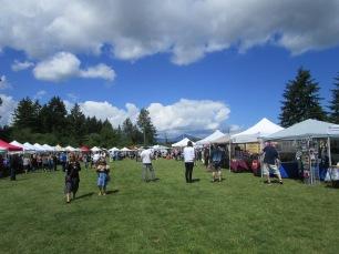 Cedar Farmers market Nanaimo