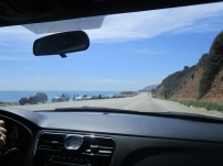 Cruising highway one