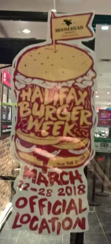 Halifax Burger Week logo