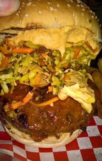 2DD Bengal Burger
