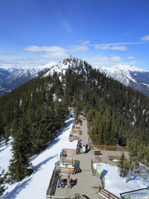 Banff Gondola (Sulphur Mountain) (12)