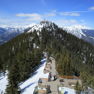 Banff Gondola (Sulphur Mountain) (12)