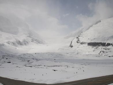 Columbia Icefield, Alberta, Canada
