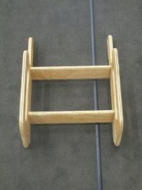 wooden frame for learning