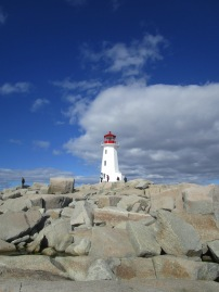 Pegy's Cove Lighthouse