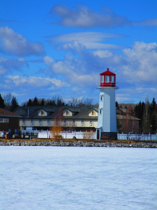 Sylvan Lake Lighthouse, Alberta