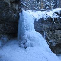Troll Falls, Kananaskis, Alberta