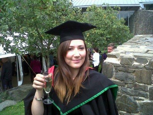 BA Graduation