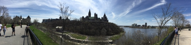 Views of Parliament Hill