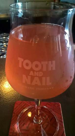 tooth and nail cider